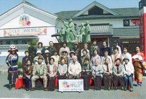(春)長浜方面 浅井三姉妹 2011/04/13
