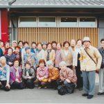熟年会 嵐山にて桜見物 2016/04/05