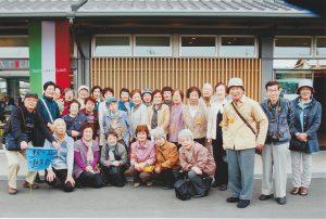 嵐山にて桜見物 2016/04/05