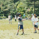 グランドゴルフ(平成13年5月)