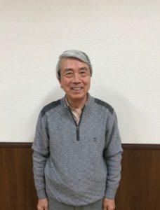 会長の福田です